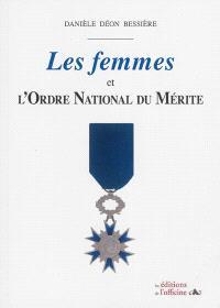 Les femmes et l'ordre national du Mérite