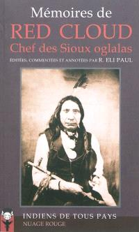 Mémoires de Red Cloud, chef des Sioux Oglalas
