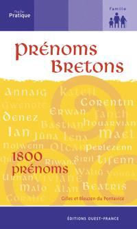 Prénoms en Bretagne