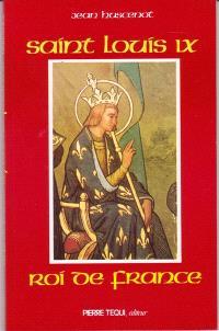 Saint Louis IX, roi de France