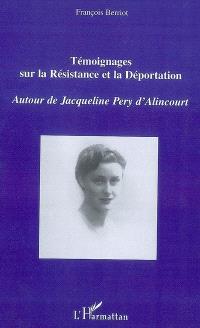 Témoignages sur la Résistance et la déportation