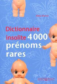 4.000 prénoms rares