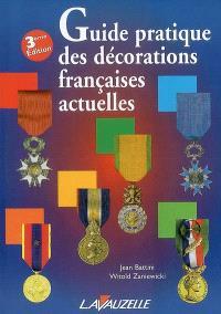 Guide pratique des décorations françaises actuelles