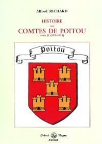 Histoire des comtes de Poitou. Volume 2, 993-1058