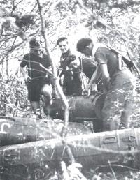 Le commandant André Tournon : l'homme qui voulait sauver les deportés