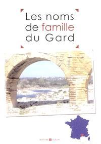 Les noms de famille du Gard