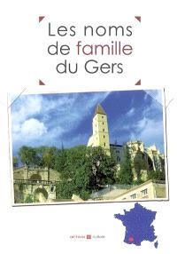 Les noms de famille du Gers