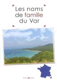 Les noms de famille du Var