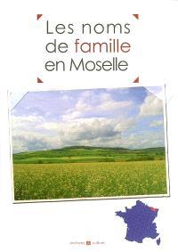 Les noms de famille en Meurthe-et-Moselle