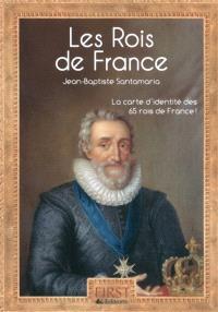 Rois de France : la carte d'identité des 65 rois de France !