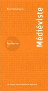 Profession, médiéviste