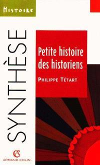 Petite histoire des historiens