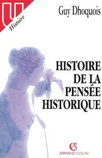 Histoire de la pensée historique
