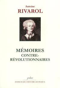Mémoires ou Tableau historique et politique de l'Assemblée constituante