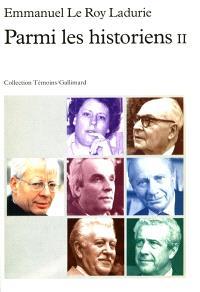 Parmi les historiens. Volume 2, Articles et comptes rendus
