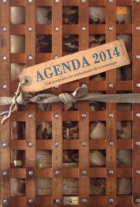 Agenda 2014 : une année avec les explorateurs de la botanique