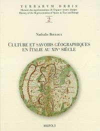 Culture et savoirs géographiques en Italie au XIVe siècle