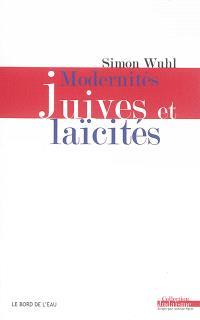 Modernités juives et laïcités