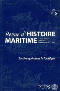 Revue d'histoire maritime. n° 6, Les Français dans la Pacifique