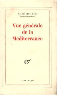Vue générale de la Méditerranée