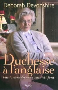 Duchesse à l'anglaise