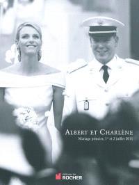 Albert et Charlène : mariage princier, 1er et 2 juillet 2011