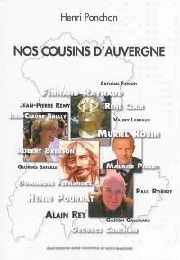 Nos cousins d'Auvergne