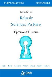 Réussir Sciences-Po Paris : épreuve d'histoire