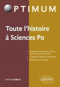 Toute l'histoire à Sciences Po