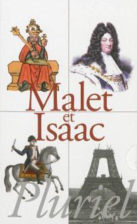 Coffret Malet et Isaac : 4 volumes