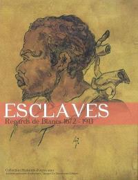 Esclaves : regards de Blancs, 1672-1913