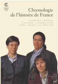 Chronologie de l'histoire de France