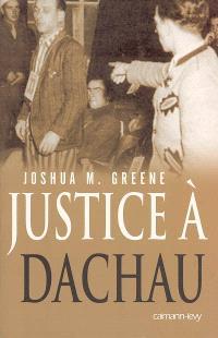 Justice à Dachau