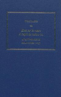 Les oeuvres complètes de Voltaire, Volume 22, Essai sur les moeurs et l'esprit des nations. Volume 2, Avant-propos et chapitres 1-37