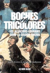 Boches ou tricolores ? : les Alsaciens-Lorrains dans la Grande Guerre