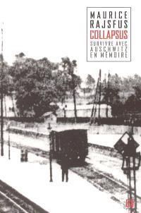 Collapsus : survivre avec Auschwitz en mémoire