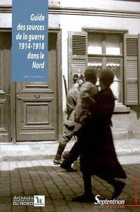 Guides des sources de la guerre 1914-1918