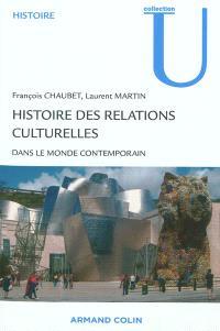 Histoire des relations culturelles dans le monde contemporain