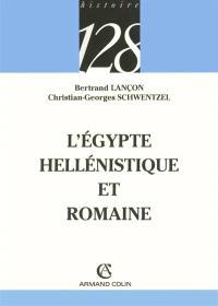 L'Egypte hellénistique et romaine
