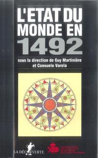 L'état du monde en 1492