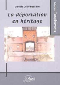 La déportation en héritage : essai