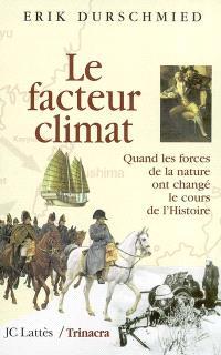 Le facteur climat : quand les forces de la nature ont changé le cours de l'histoire