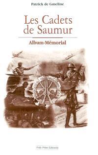 Les Cadets de Saumur : album-mémorial