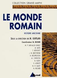 Histoire ancienne. Volume 2, Le monde romain