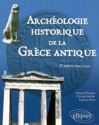 Archéologie historique de la Grèce antique