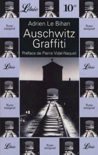 Auschwitz graffiti