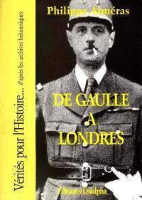De Gaulle à Londres