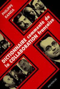 Dictionnaire commenté de la Collaboration française