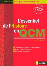 L'essentiel de l'histoire en QCM