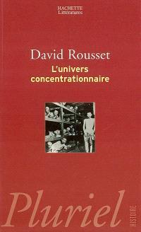 L'univers concentrationnaire